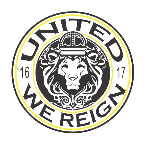 United We Reign crest
